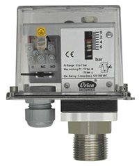 Orion Process Pressure Switches